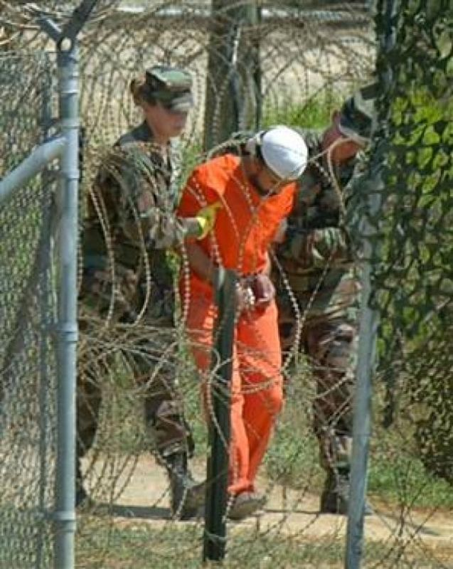 a summary of jackie speiers article guantanamo prison is wasteful and un american shut it down I'm in shock that jackie speier  playing hillary in a prison uniform  will be if they try to use this as the rationale to shut it all down.
