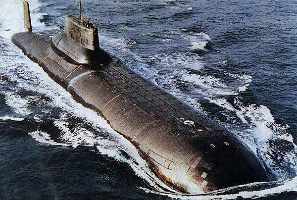 видео атомных подводных лодок россии