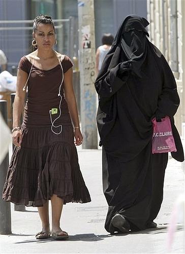 Что за треугольник носят мусульмане