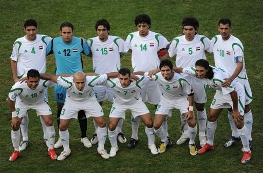 Сборная ирак по футболу состав