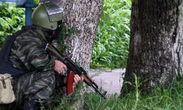Трое боевиков уничтожены в ходе спецоперации в Дагестане