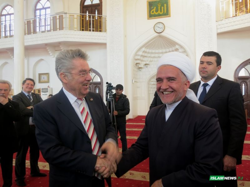 знакомства по исламский таджикистан