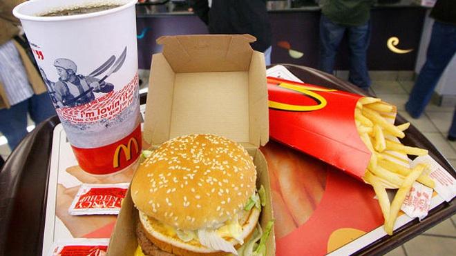 Чем «Макдоналдс» кормит русских: страшная правда об американской еде