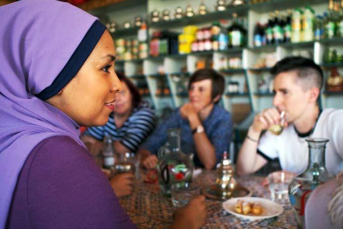 знакомства с мусульманки видео