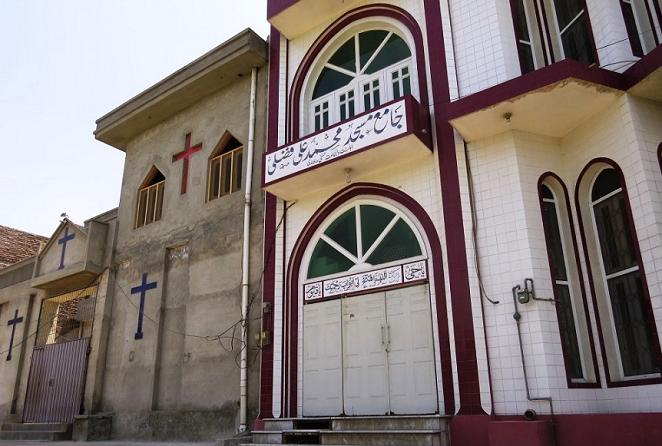 Христиане и мусульмане молятся бок о бок 20 лет