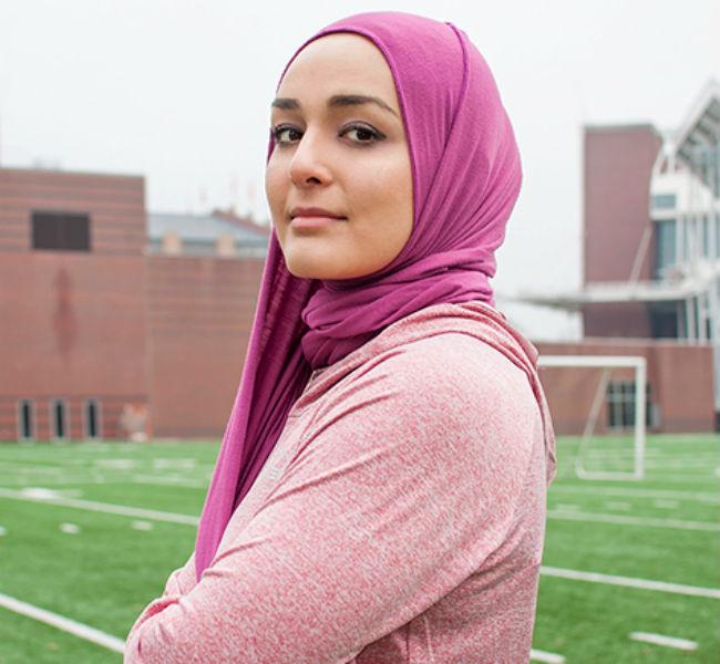 Женщиной знакомства мусульманкой с